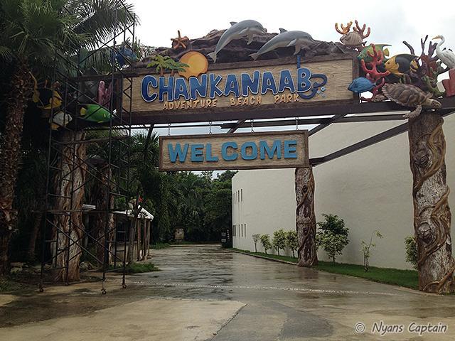 チャンカナブ公園