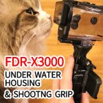 SONY FDR-X3000 Under water housing