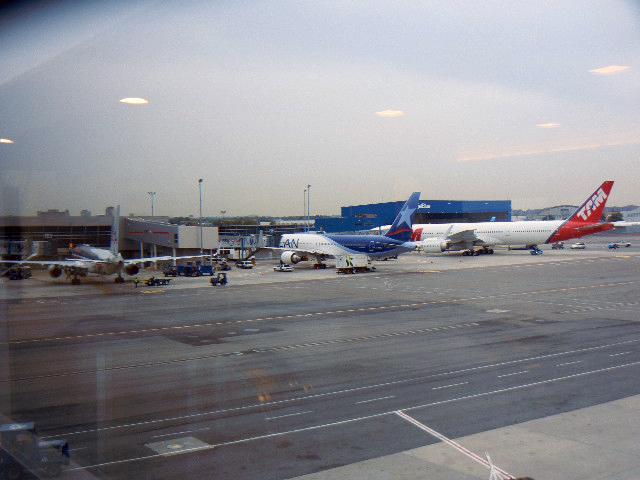 NewYork JFK空港