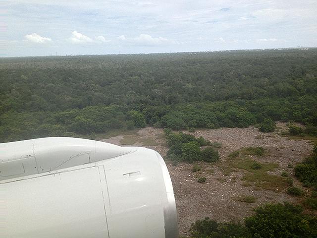 Cancun空港